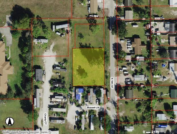 601 N 10th St, Immokalee, FL 34142 (MLS #219032671) :: Clausen Properties, Inc.