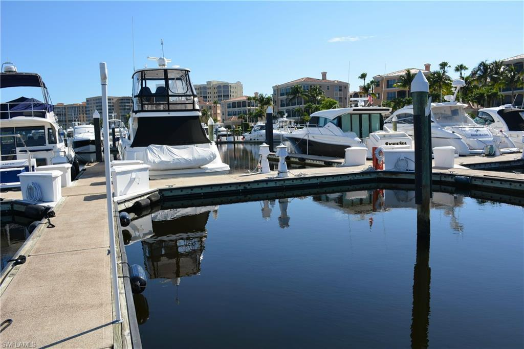 50 Ft. Boat Slip At Gulf Harbour E-24 - Photo 1