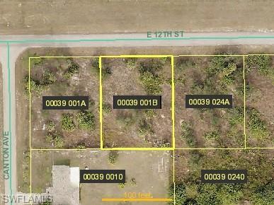3202 E 12th St, Lehigh Acres, FL 33972 (MLS #219043002) :: Clausen Properties, Inc.