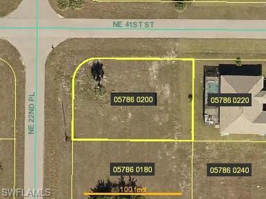 4025 NE 22nd Pl, Cape Coral, FL 33909 (MLS #219044304) :: John R Wood Properties