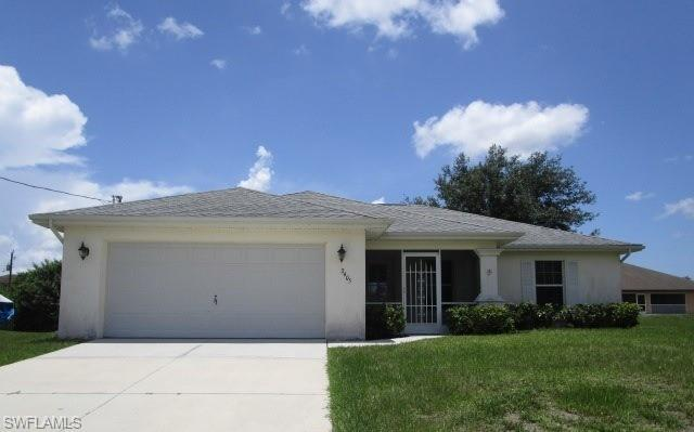 3405 27th St W, Lehigh Acres, FL 33971 (MLS #219045664) :: The Naples Beach And Homes Team/MVP Realty