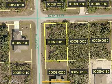 2719 57th St W, Lehigh Acres, FL 33971 (MLS #219049394) :: RE/MAX Radiance
