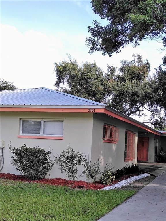 2301 Jeffcott St, Fort Myers, FL 33901 (MLS #219059340) :: Royal Shell Real Estate