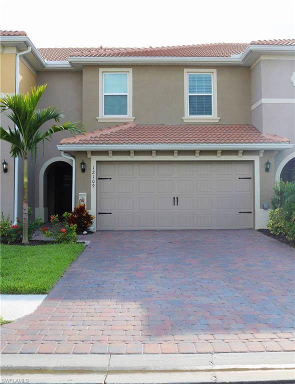 12109 Mahogany Cove St, Fort Myers, FL 33913 (MLS #219060457) :: Royal Shell Real Estate