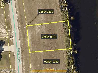 3065 NW 5th Ave, Cape Coral, FL 33993 (MLS #219060722) :: RE/MAX Realty Group