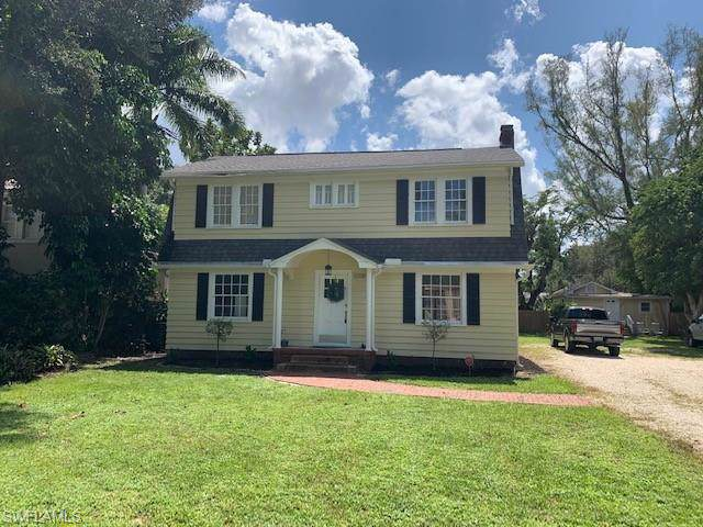 1762 Maple Ave, Fort Myers, FL 33901 (MLS #219060995) :: Royal Shell Real Estate