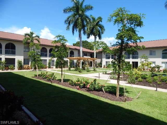 6102 Whiskey Creek Dr #104, Fort Myers, FL 33919 (#219061144) :: The Dellatorè Real Estate Group