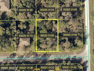 1247 Celtic St E, Lehigh Acres, FL 33974 (MLS #219061284) :: Clausen Properties, Inc.