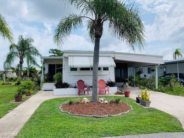 410 Twig Ct S, North Fort Myers, FL 33917 (MLS #219061621) :: RE/MAX Realty Team