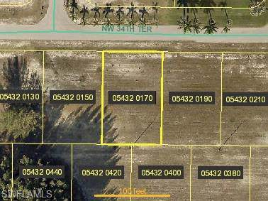 4508 NW 34th Ter, Cape Coral, FL 33993 (MLS #219062001) :: Clausen Properties, Inc.