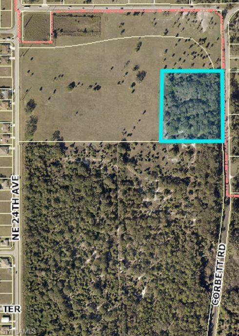 Corbett Rd, Cape Coral, FL 33909 (MLS #219062038) :: Clausen Properties, Inc.