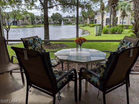 12151 Summergate Cir #103, Fort Myers, FL 33913 (MLS #219062345) :: The Naples Beach And Homes Team/MVP Realty