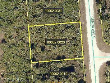 565 Genoa Ave S, Lehigh Acres, FL 33974 (#219064388) :: Southwest Florida R.E. Group Inc