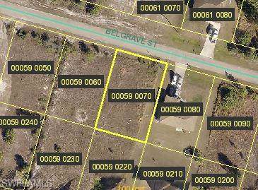 1214 Belgrave St, Fort Myers, FL 33913 (#219064888) :: Southwest Florida R.E. Group Inc