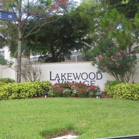 8461 Village Edge Cir #6, Fort Myers, FL 33919 (#219067109) :: The Dellatorè Real Estate Group