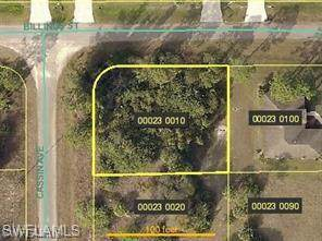 1126 Cassin Ave, Lehigh Acres, FL 33971 (MLS #219068044) :: #1 Real Estate Services