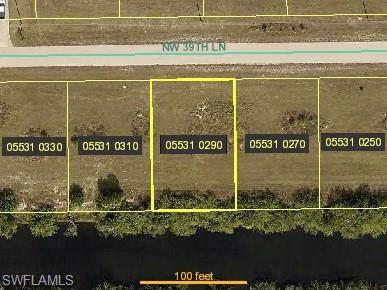 3908 NW 39th Ln, Cape Coral, FL 33993 (MLS #219068159) :: #1 Real Estate Services