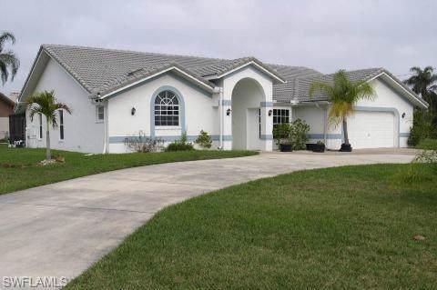 5040 SW 11th Ct, Cape Coral, FL 33914 (MLS #219068164) :: #1 Real Estate Services