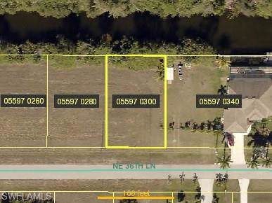 1623 NE 36th Ln, Cape Coral, FL 33909 (MLS #219068750) :: RE/MAX Radiance