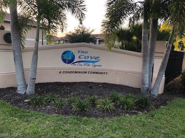 8461 Bernwood Cove Loop #311, Fort Myers, FL 33966 (MLS #219068976) :: RE/MAX Realty Team
