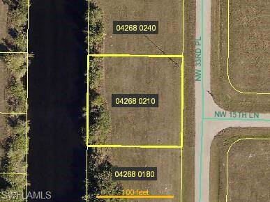 1530 NW 33rd Pl, Cape Coral, FL 33993 (MLS #219069037) :: Palm Paradise Real Estate