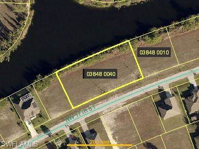 2019 NW 17th St, Cape Coral, FL 33993 (MLS #219069046) :: RE/MAX Realty Team