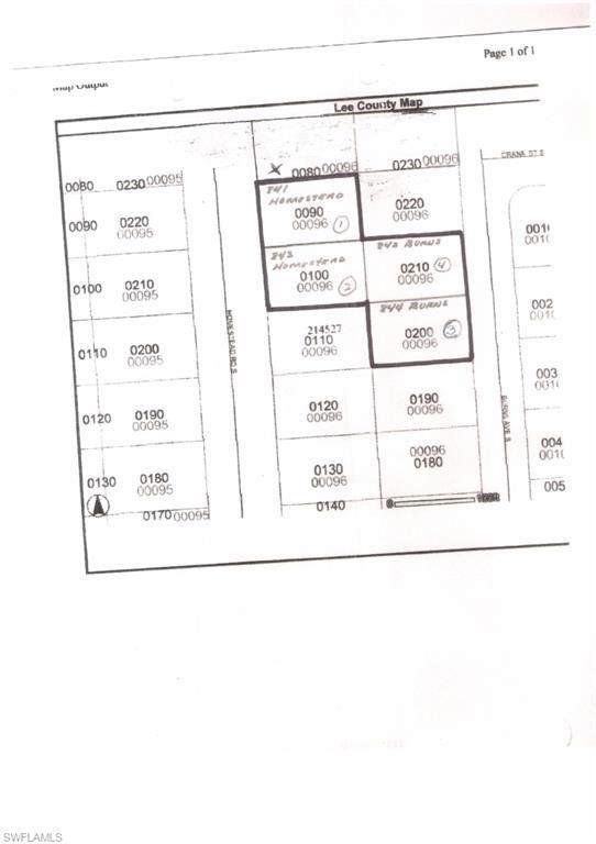 843 Homestead Rd S, Lehigh Acres, FL 33974 (MLS #219069246) :: Kris Asquith's Diamond Coastal Group