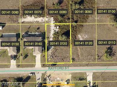 475 Rayford St, Lehigh Acres, FL 33974 (#219069317) :: The Dellatorè Real Estate Group