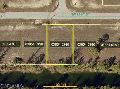 1918 NW 21st St, Cape Coral, FL 33993 (MLS #219069534) :: RE/MAX Realty Team