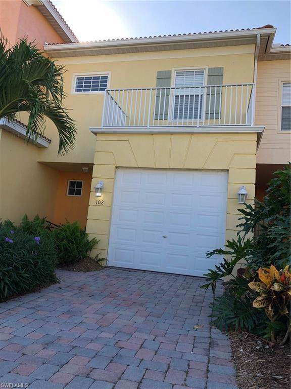 9817 Cristalino View Way #102, Fort Myers, FL 33908 (MLS #219069870) :: Palm Paradise Real Estate