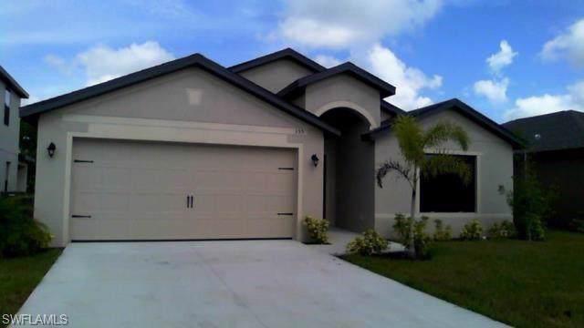 355 Shadow Lakes Dr, Lehigh Acres, FL 33974 (MLS #219069897) :: Clausen Properties, Inc.