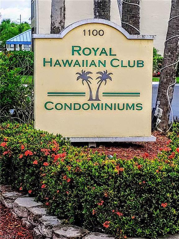 1100 Pondella Rd #611, Cape Coral, FL 33909 (MLS #219073645) :: Kris Asquith's Diamond Coastal Group