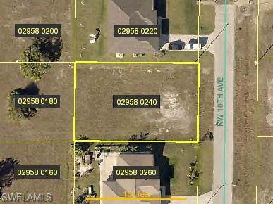 2022 NW 10th Ave, Cape Coral, FL 33993 (MLS #219074367) :: RE/MAX Realty Team