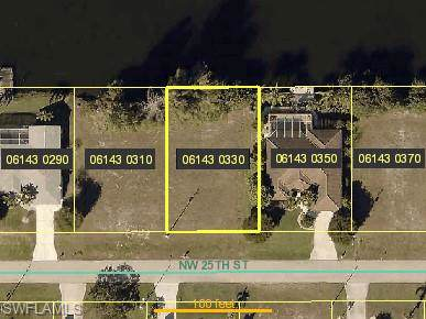 2527 NW 25th St, Cape Coral, FL 33993 (MLS #219075057) :: RE/MAX Radiance
