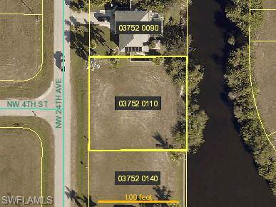 333 NW 24th Ave, Cape Coral, FL 33993 (MLS #219075074) :: RE/MAX Radiance