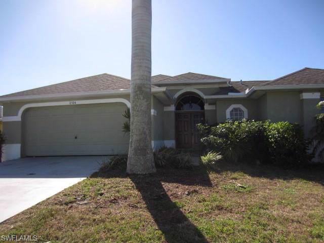 2126 SW 47th St, Cape Coral, FL 33914 (#219075148) :: The Dellatorè Real Estate Group