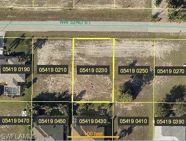 4202 NW 32nd St, Cape Coral, FL 33993 (#219075282) :: The Dellatorè Real Estate Group