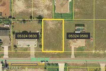 3719 SW 5th St, Cape Coral, FL 33991 (MLS #219076068) :: #1 Real Estate Services