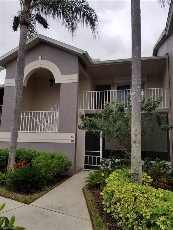 14541 Hickory Hill Ct #223, Fort Myers, FL 33912 (#219076432) :: The Dellatorè Real Estate Group