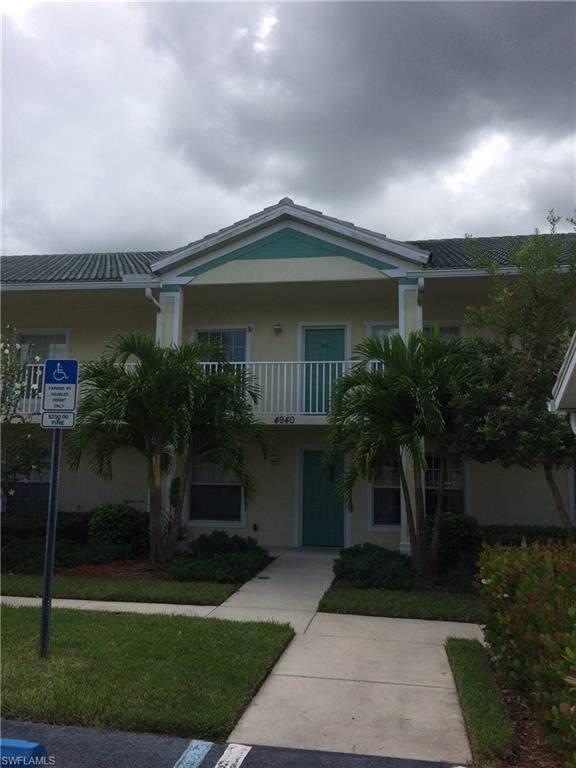 4940 Cougar Ct S 5-103, Naples, FL 34109 (#219076725) :: The Dellatorè Real Estate Group