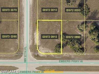 2709 Embers Pky W, Cape Coral, FL 33993 (MLS #219077000) :: Palm Paradise Real Estate