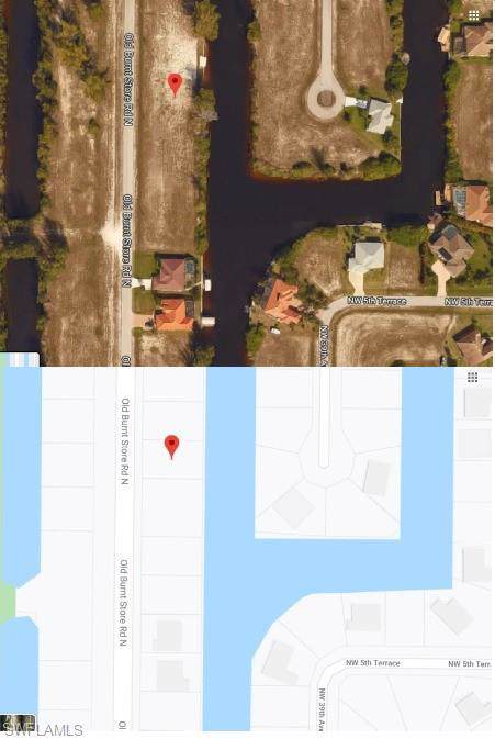 605 Old Burnt Store Rd N, Cape Coral, FL 33993 (#219078035) :: The Dellatorè Real Estate Group