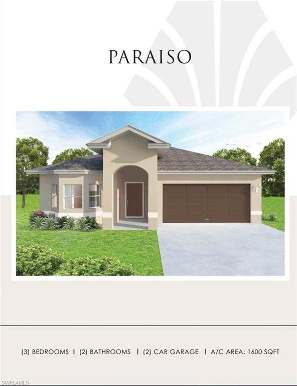 1056 Hamilton St, Immokalee, FL 34142 (MLS #219078864) :: Kris Asquith's Diamond Coastal Group