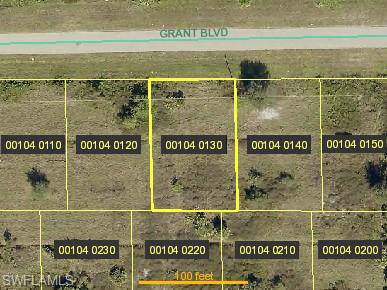 448 Grant Blvd, Lehigh Acres, FL 33972 (MLS #219079681) :: RE/MAX Realty Team