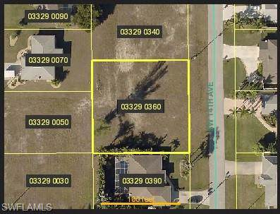 4432 SW 14th Ave, Cape Coral, FL 33914 (MLS #219080485) :: RE/MAX Realty Team