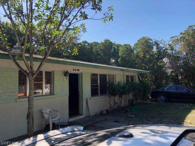 2230 Franklin St, Fort Myers, FL 33901 (MLS #219080732) :: Palm Paradise Real Estate