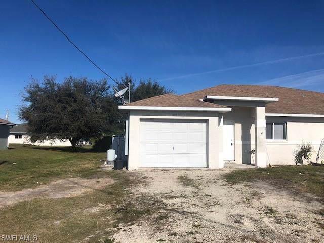 809 Alabama Rd S, Lehigh Acres, FL 33974 (#219080839) :: The Dellatorè Real Estate Group