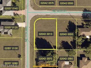 1102 NE 10th St, Cape Coral, FL 33909 (MLS #219080973) :: #1 Real Estate Services