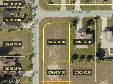 2540 SW 31st Ter, Cape Coral, FL 33914 (#219081088) :: The Dellatorè Real Estate Group