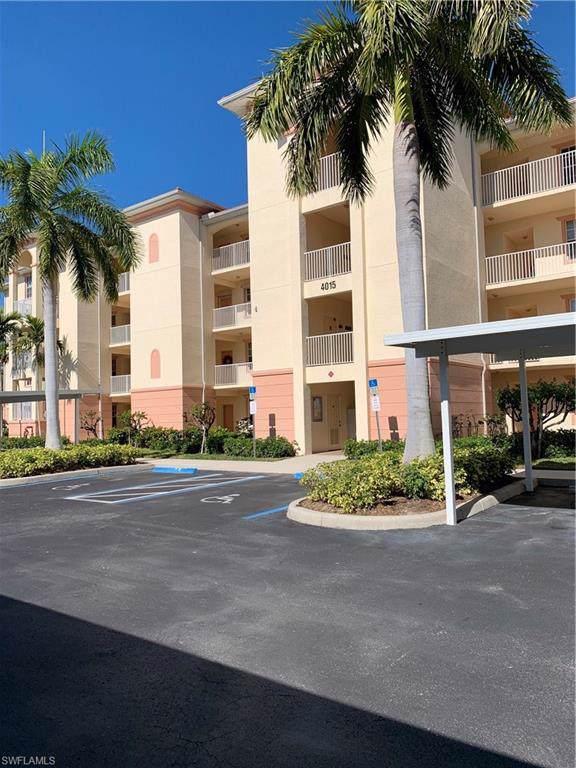 4015 Palm Tree Blvd #407, Cape Coral, FL 33904 (MLS #219081696) :: #1 Real Estate Services